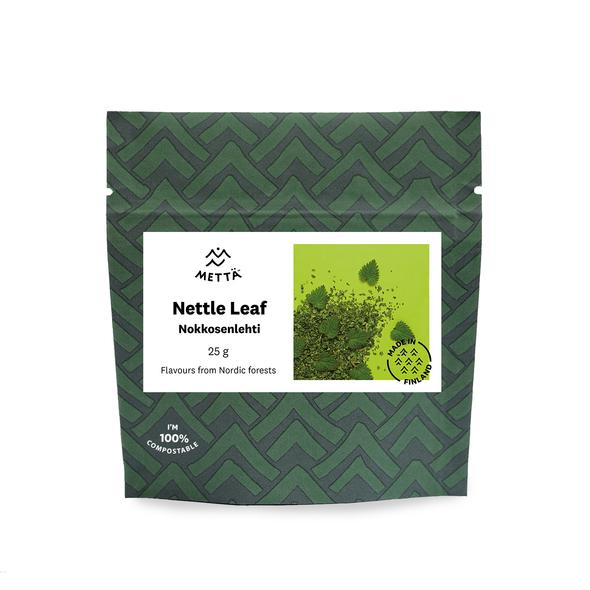 Nettle Leaf - Nettle leaf crush is delicious